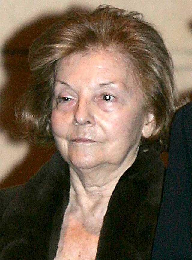 La Audiencia Nacional decide no extraditar a Isabelita Perón a Argentina