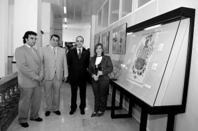 Exposición en Cádiz dedicada a Navarra