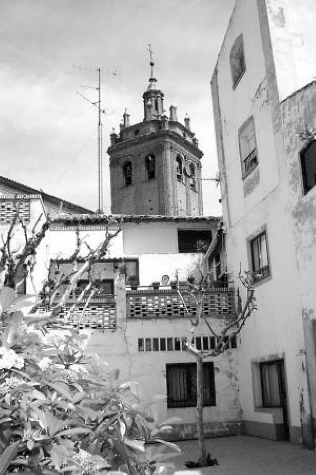 La parroquia pide ayuda para arreglar la torre de la iglesia, que cuesta 600.000 euros