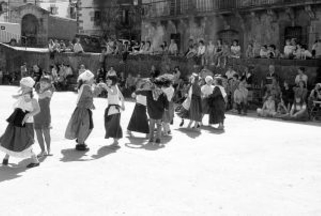 Encuentro escolar en Leitza