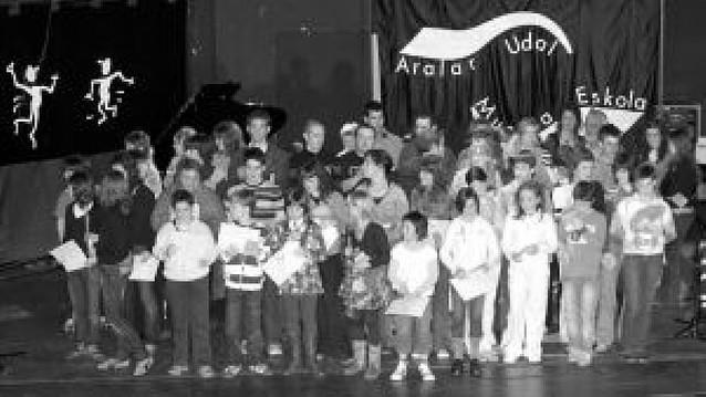 El certamen Satur Eleta premia a 22 alumnos de música