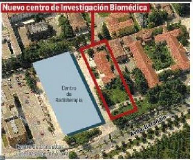 El nuevo Centro de Investigación Biomédica estará operativo en 2010 y costará 22 millones