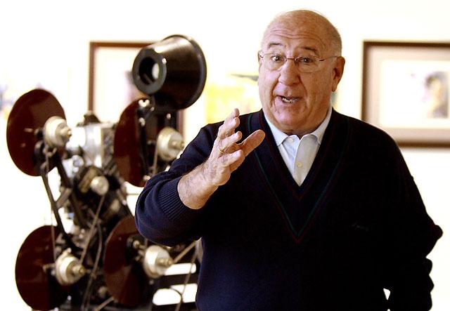 El actor Alfredo Landa, Premio Príncipe de Viana de la Cultura 2008