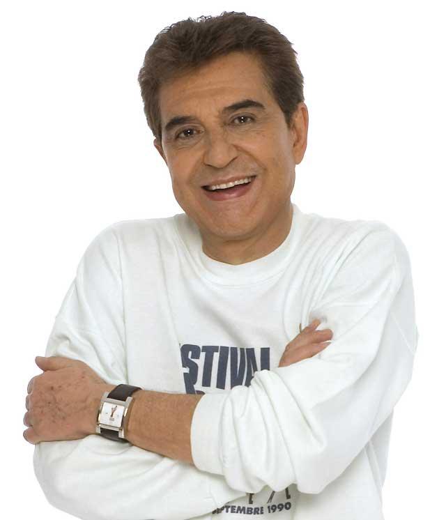 Andrés Pajares, detenido por amenazar a los miembros de un bufete de abogados