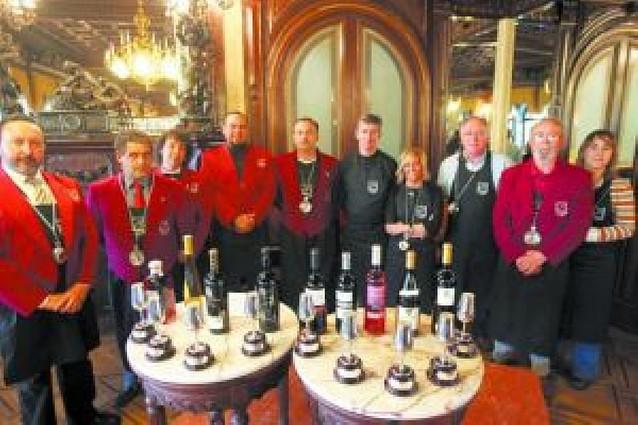Los premios del vino navarro