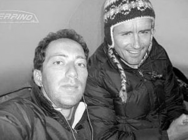 El primer intento de Ochoa de Olza en el Annapurna se frustra a 7.100 metros
