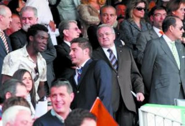 El Madrid ejecutó la opción por Javi García