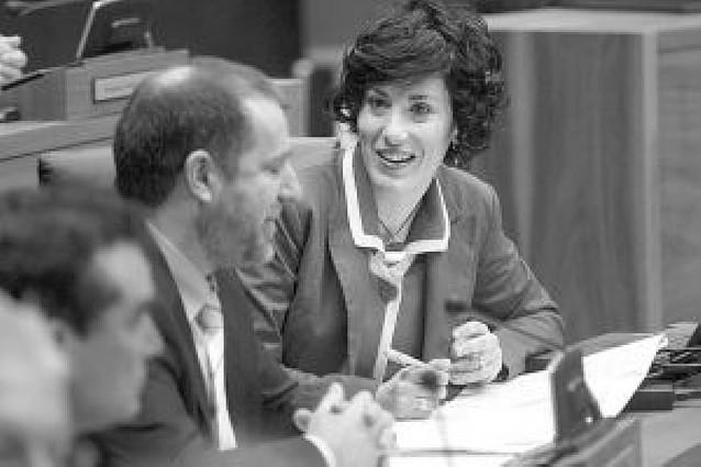 El Consejo de Ministros nombra hoy a Elma Sáiz delegada del Gobierno