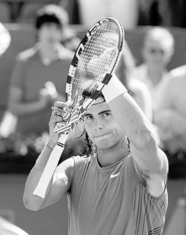 Nadal y Ferrer ganan pero Moyá es eliminado