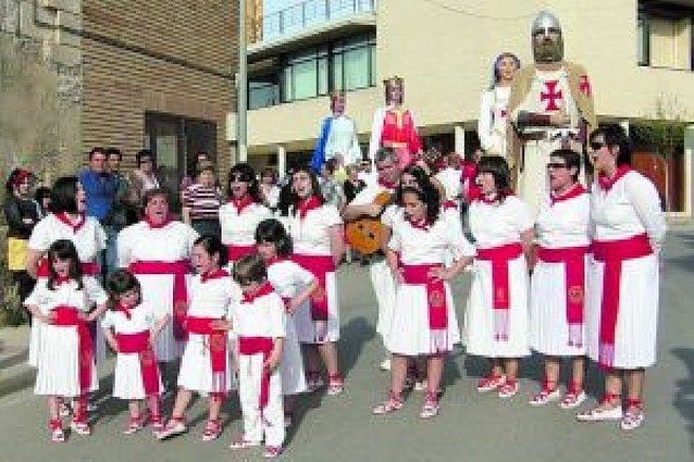 Festival musical de grupos locales