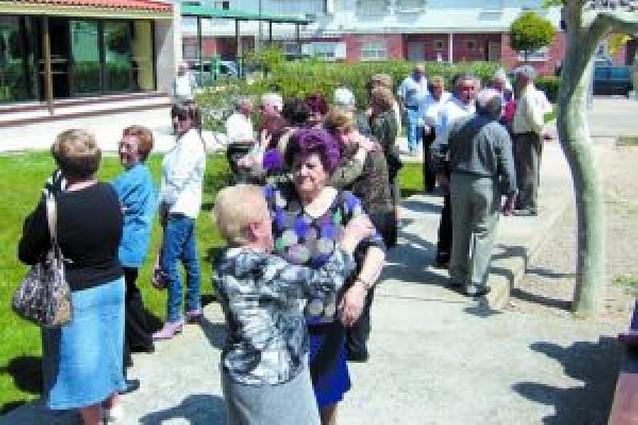 El club de jubilados estrena la reforma de sus locales
