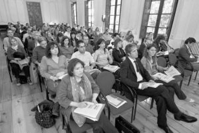Gestores de proyectos reciben formación del Programa de Cooperación Transfronteriza