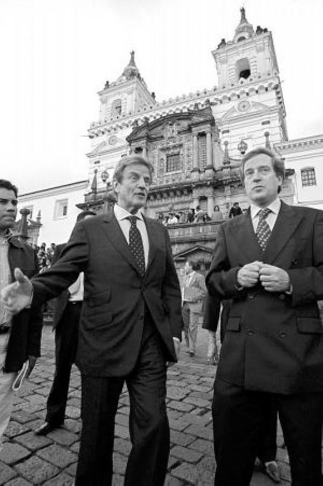 Francia aboga por normalizar las relaciones entre Ecuador, Colombia y Venezuela