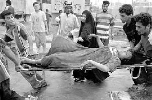 Al menos 925 muertos en Ciudad Sadr desde que comenzaron los combates