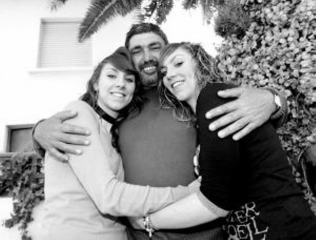 Los marineros descansan ya en España