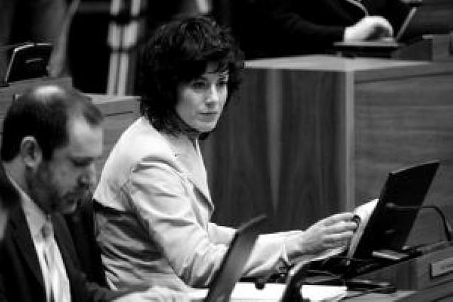 Elma Sáiz tomará posesión como delegada del Gobierno de Navarra el próximo lunes