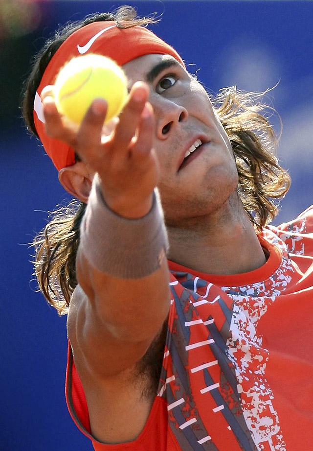 Nadal reafirma su dominio ante Feliciano y jugará en cuartos contra Chela