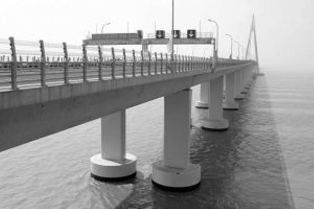 China inaugura un puente de 35,6 kilómetros