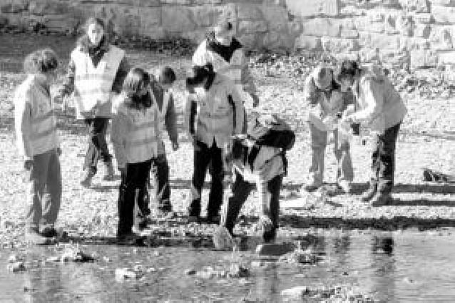 Se buscan voluntarios para limpiar el Arga