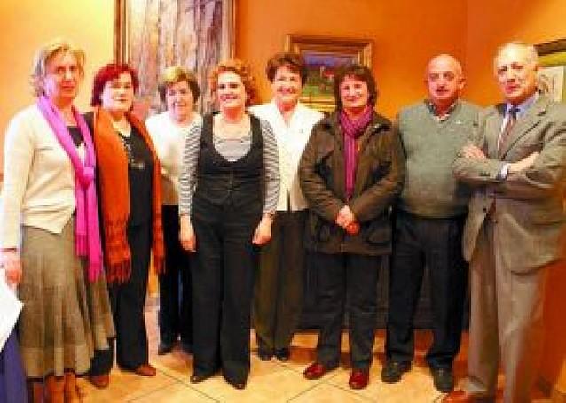 Homenaje a donantes en Lumbier