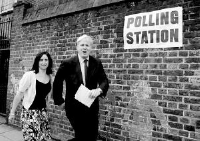 Gordon Brown, pendiente de los resultados de las elecciones municipales