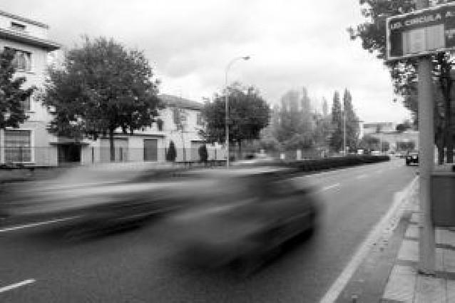 Detenido en Pamplona el primer conductor por circular sin carné