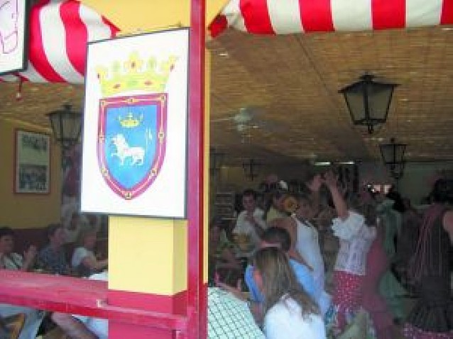 Navarra inunda la feria de Jerez