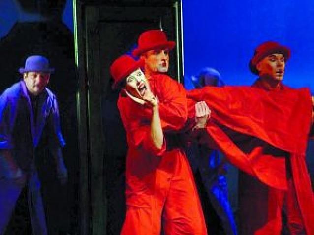 """El cuento de """"El Gigante"""" llega al Teatro Gayarre"""