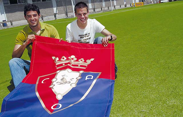 Primer Osasuna-Madrid para Azpilicueta y Vela