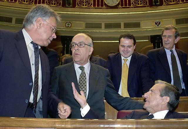 Fallece a los 82 años el ex presidente del Gobierno Leopoldo Calvo Sotelo