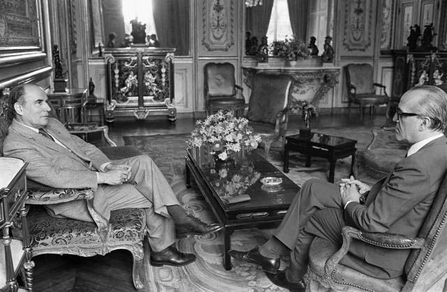 La Familia Real despide con emoción al ex presidente Calvo Sotelo
