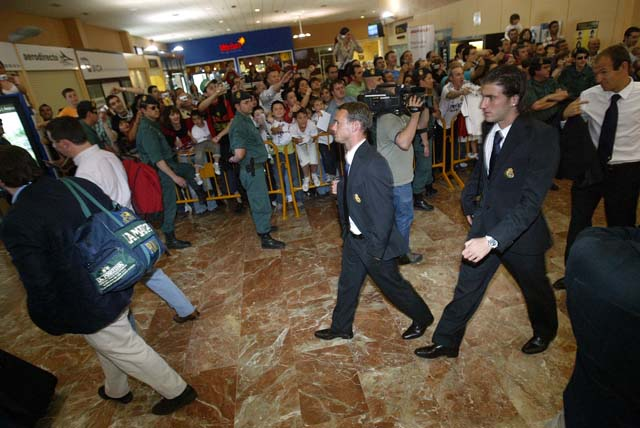 Cruchaga, baja para Mallorca por tarjetas y Juanfran, alta tras cumplir su sanción