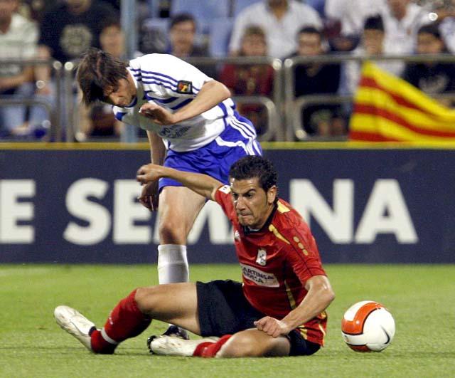 Güiza se pone pichichi y enfila al Mallorca hacia Europa