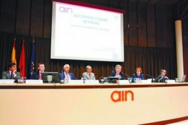 Presentación de la red Enterprise Europe Network