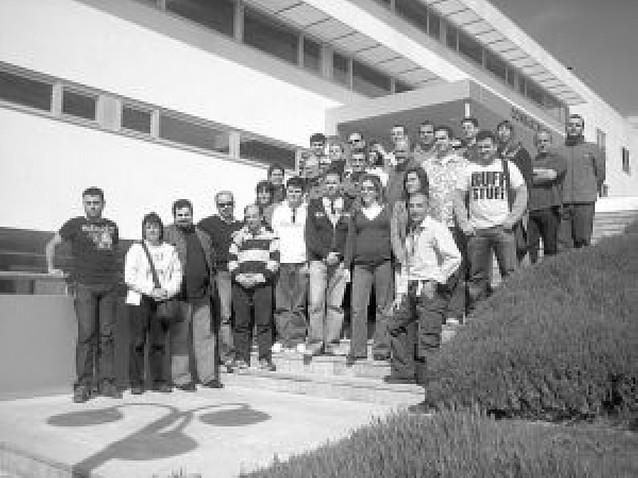 40 técnicos tratan en el García Orcoyen la atención psicológica en emergencias
