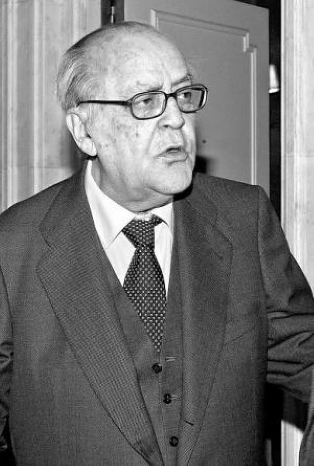 Leopoldo Calvo Sotelo murió a los 82 años de una crisis cardíaca en su domicilio