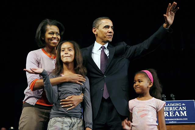 Obama logra una nueva victoria en las primarias de Guam