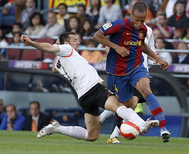 El Barça da una lección al Valencia (6-0)