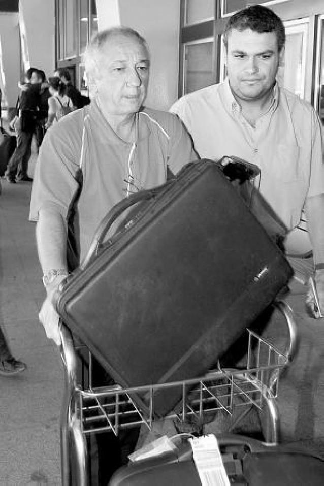 """Pasajeros del """"Assalama"""" se niegan a regresar a Gran Canaria"""