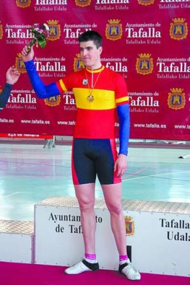 Peralta suma su segundo título nacional en Tafalla