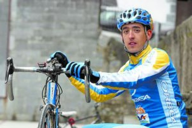 Patxi Cía (Conor Viscarret) terminó el 97º en Madrid