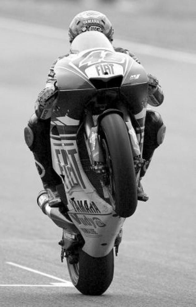 El regreso del mejor Valentino Rossi