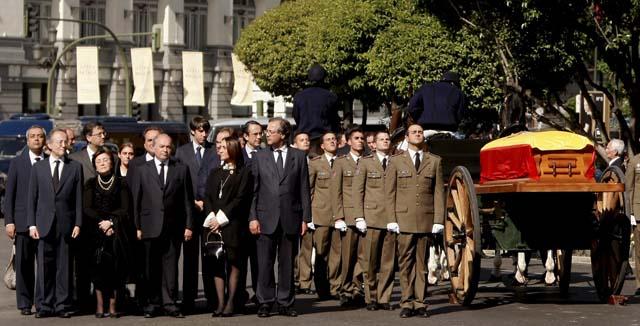 Navarra decreta tres días de luto oficial por la muerte de Calvo Sotelo