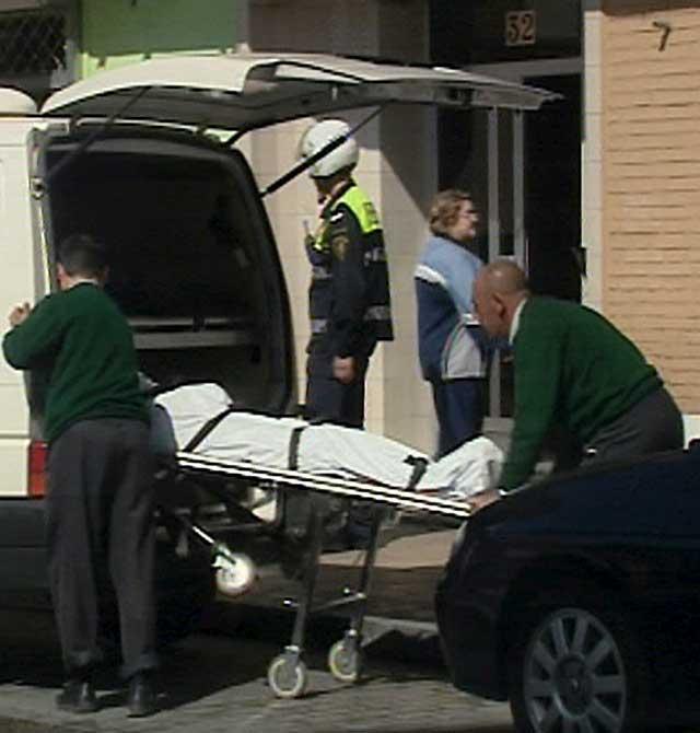 Muere una mujer en el incendio de un piso en Valladolid