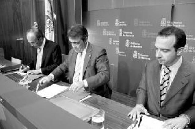 La Caixa aporta 4, 5 millones para prevenir el consumo de drogas en Navarra