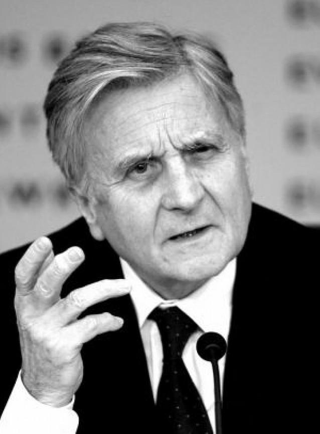 """Trichet ve """"significativos"""" los riesgos inflacionistas"""