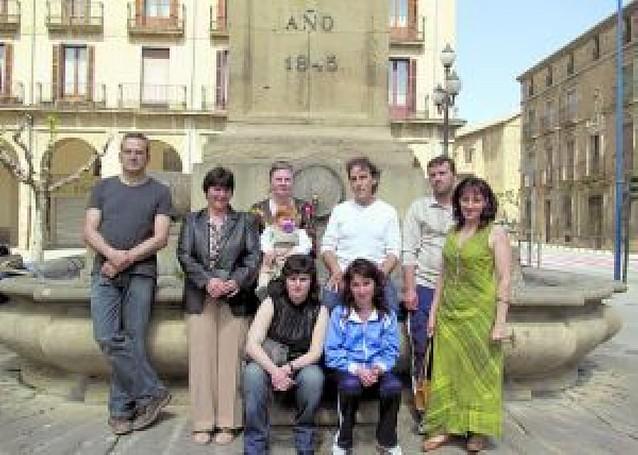 Nace una asociación hispano-búlgara en Tafalla