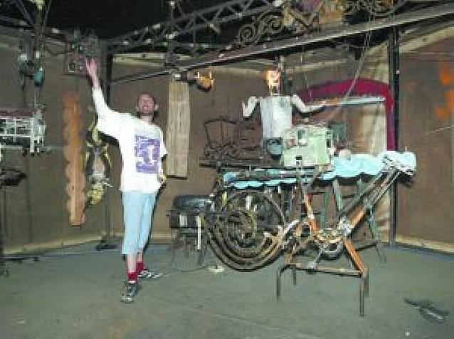Los hermanos Oligor, de Tudela, traen su obra al Teatro Gayarre