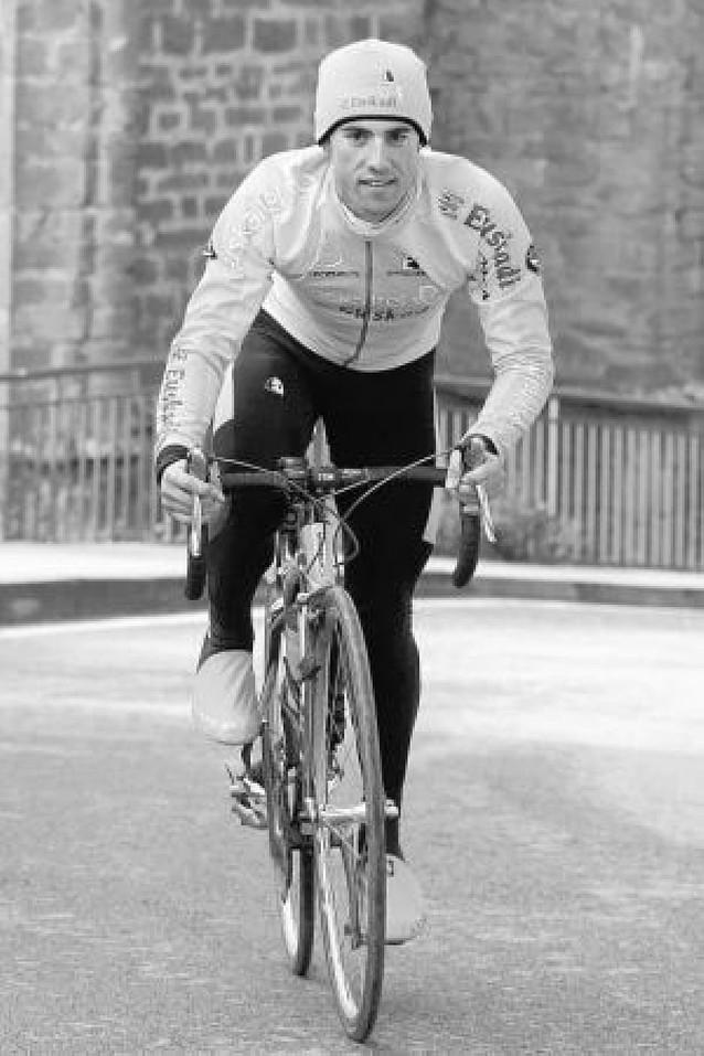 """""""Al Giro hay que llegar muy fresco, y yo estoy con ganas"""""""