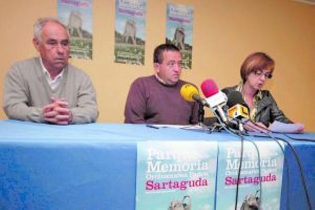 Sartaguda espera reunir a unas 3.000 personas en el Parque de la Memoria